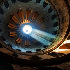 Купол Храма Гроба Господня