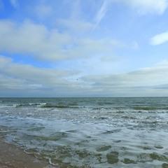 Море в січні..