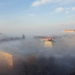 Городской туман!:)