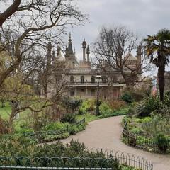 Royal Pavilion Garden