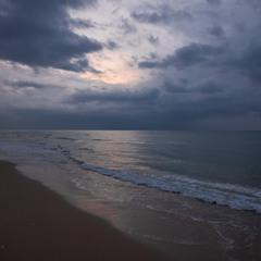 Пляж Марина
