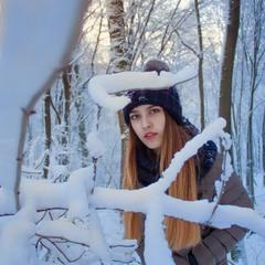 Снегурочка!:)