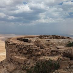 Вид с крепости Мицада