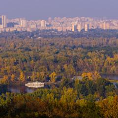 Киев осенний