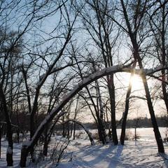 зима и -30