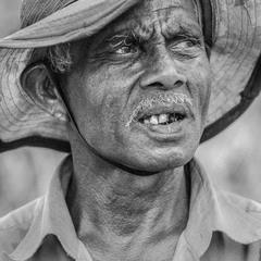 Портрет ланкийца