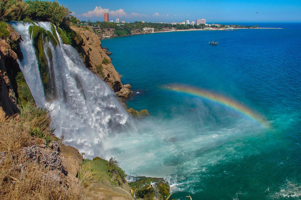 водопад дюден фото сейчас вас ждёт