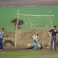 Босоногий футбол