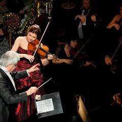 Музыка Вивальди. Свет Караваджо.
