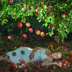Сон в яблоневую ночь