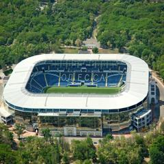 Евро-2012 без Одессы