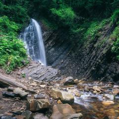 Женецький водоспад (водоспад ГУК)