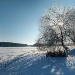 Мороз та сонце ...
