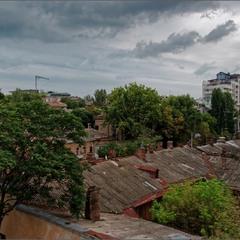 Одесские крыши.