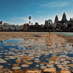 Храм Ангкор-Ват (Angkor Wat) Сіемреап (місто), Камбоджа
