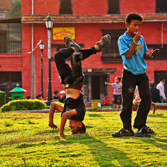 Життя яскраве. Діти Непалу