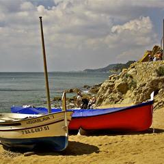 Морські замальовки. Іспанія