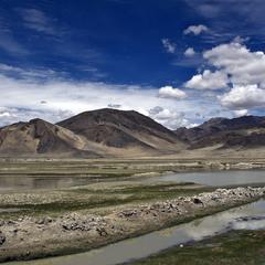 Гималаи. 4800 м. над уровнем моря