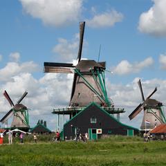 Туристическая Голландия