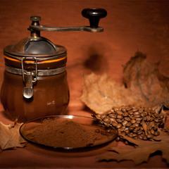 В кавових тонах