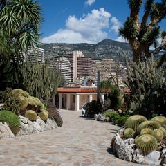 Экзотический парк Монако