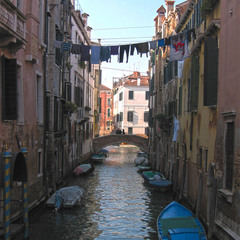 Нетуристическая Венеция