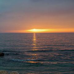 Вечерние прогулки у моря...