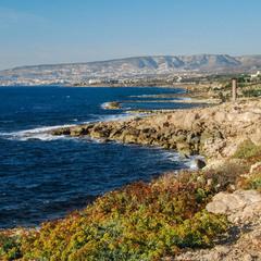Изгибы  Кипра...