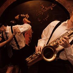 вечірні звуки джазу