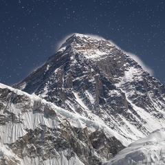 REVOLUTION ON THE EVEREST (8,848 m)