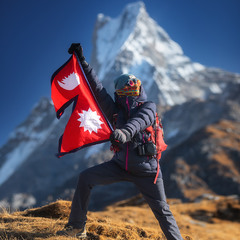 LONG LIVE NEPAL!