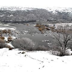 Суворий січень, або зима на Південному Бузі.