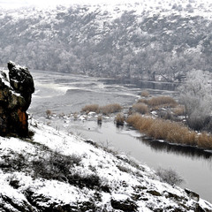 Суворий січень, або зима на Південному Бузі.(2)