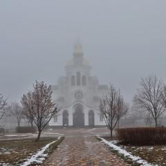 Туман над Храмом...(2)