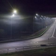 Подсветка для осязаемого воздуха.