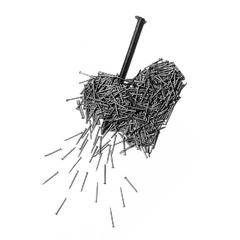 Даже металлическое сердце можно разбить