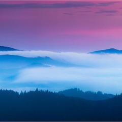 Світанкові тумани.