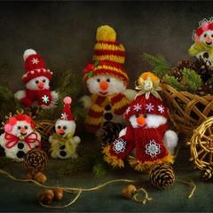 Проводи зимових свят ))