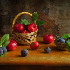 Яблучно-сливовий ІІ