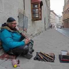 Музыка улиц