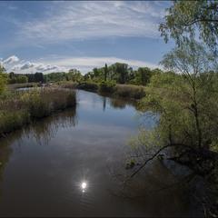 Безымянные притоки Днепра