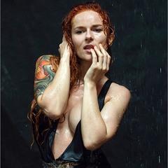 """Летний дождь 1. Студия """"Aqua Black Pearl"""", г. Черкассы"""