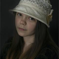 Про белую шляпку