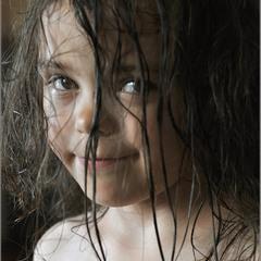 Портрет в мокром