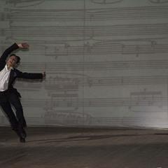 "Танцует Артём Гордеев. Работа над балетом ""Памяти Вацлава Нежинского"""