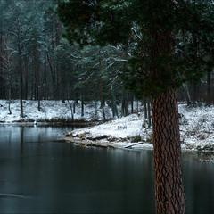 Зима наступает..