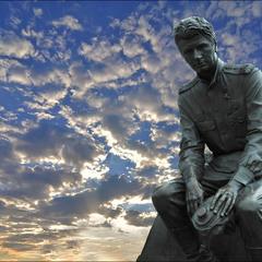 Капитан Титаренко и его небо.