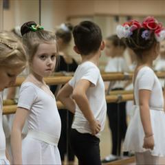 Один день из жизни в хореографии