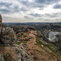 """Національний природний парк """"Бузький гард""""."""
