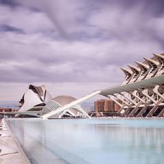 Валенсия. Музей Искусств и Наук